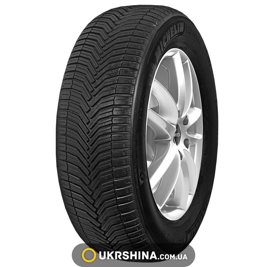 Всесезонные шины Michelin CrossClimate SUV 255/60 R18 112V XL