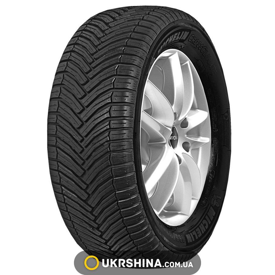 Всесезонные шины Michelin CrossClimate 195/55 R15 89V XL