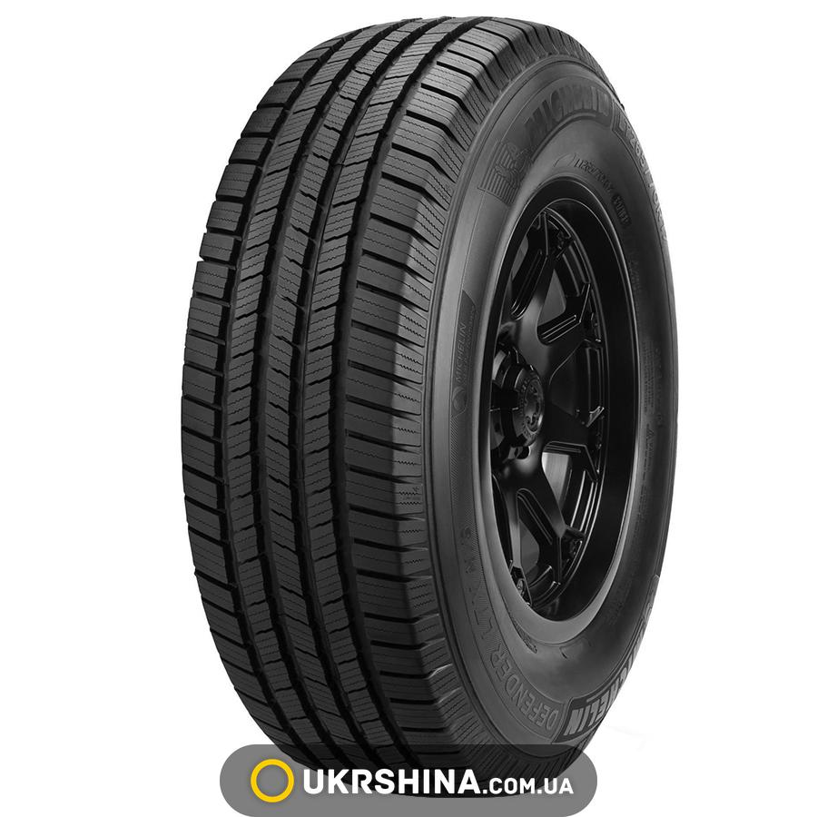 Всесезонные шины Michelin Defender LTX 275/65 R18 123/120R