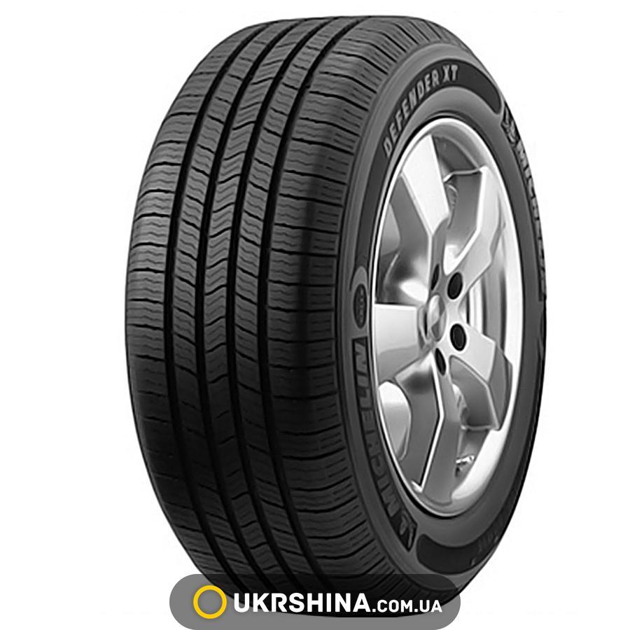 Всесезонные шины Michelin Defender XT 215/60 R17 96T