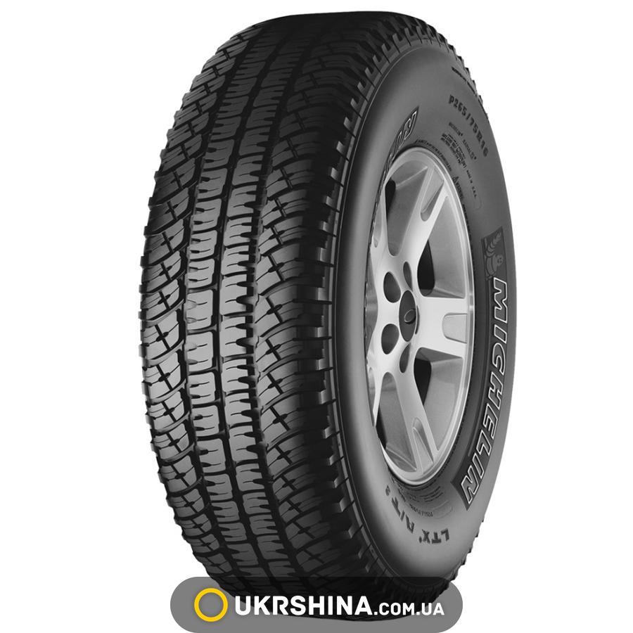 Всесезонные шины Michelin LTX A/T2 235/80 R17 120/117R