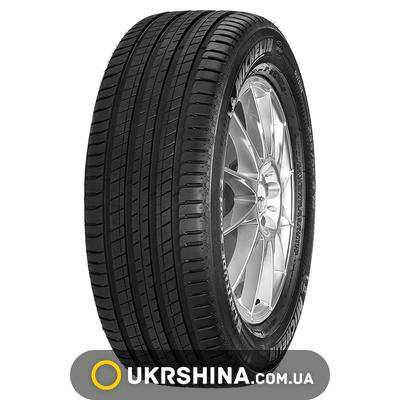 Летние шины Michelin Latitude Sport 3