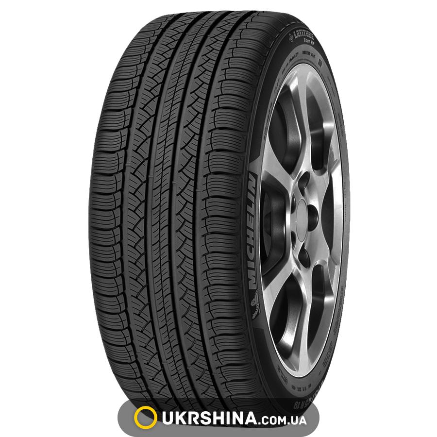 Всесезонные шины Michelin Latitude Tour HP 255/55 R19 111W XL J LR