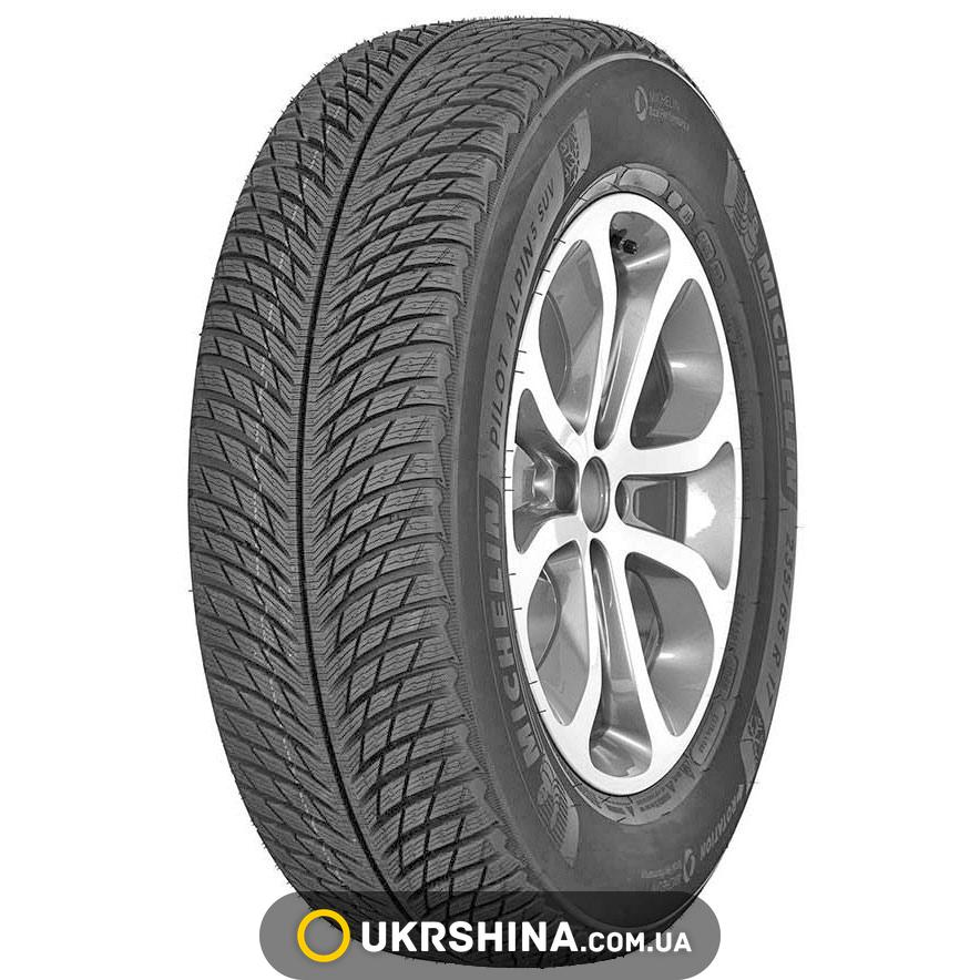 Зимние шины Michelin Pilot Alpin 5 SUV 285/40 R20 108V XL