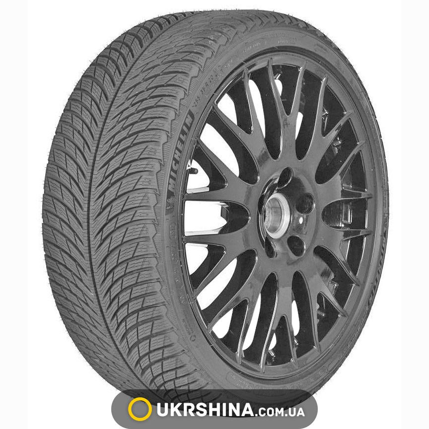 Зимние шины Michelin Pilot Alpin 5 265/35 R21 101V XL