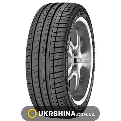 Летние шины Michelin Pilot Sport 3