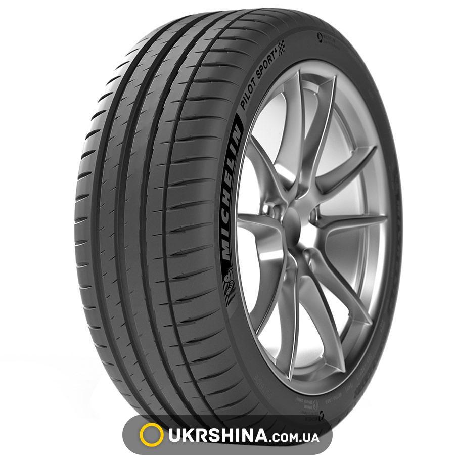 Летние шины Michelin Pilot Sport 4 225/45 ZR17 94Y XL