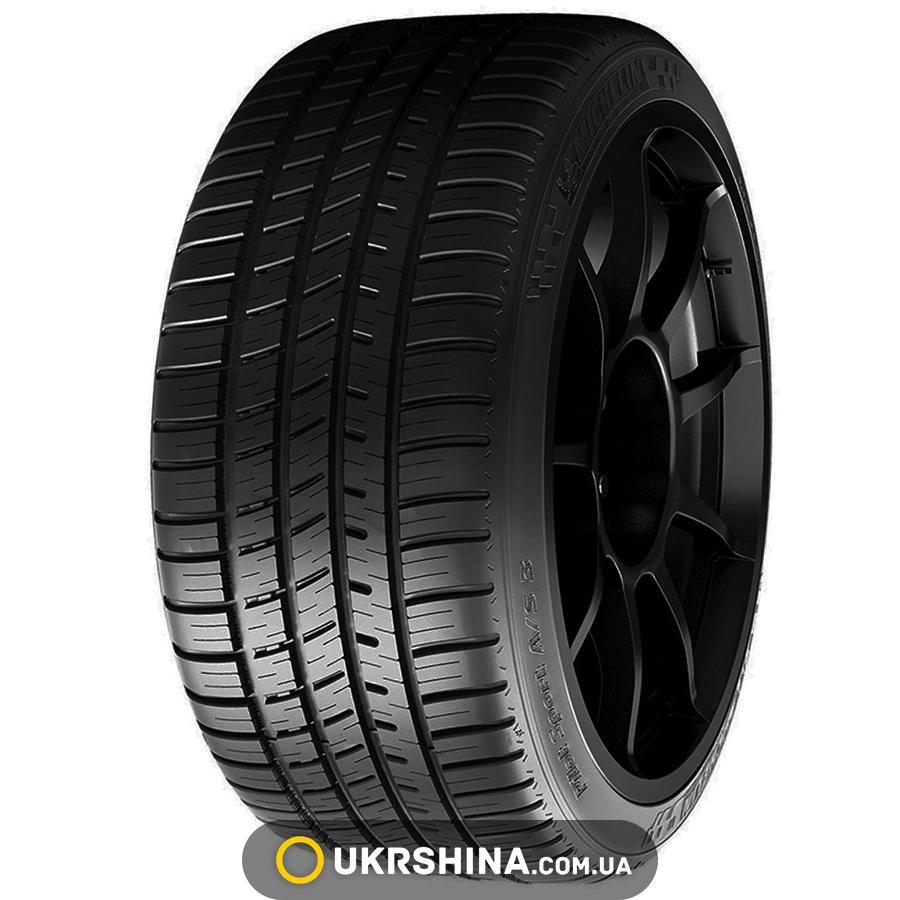 Всесезонные шины Michelin Pilot Sport A/S 3 255/55 R19 111V XL N0