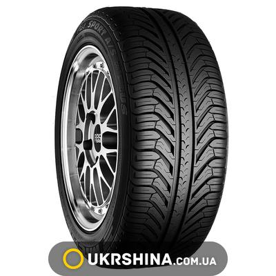 Летние шины Michelin Pilot Sport A/S Plus