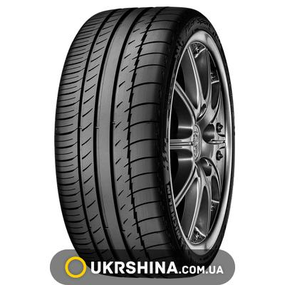 Летние шины Michelin Pilot Sport PS2
