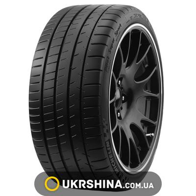 Летние шины Michelin Pilot Super Sport