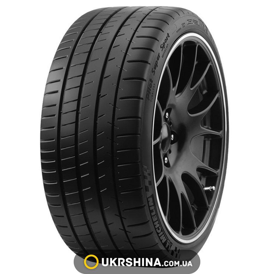 Летние шины Michelin Pilot Super Sport 265/35 R21 101Y XL Т0 Acoustic