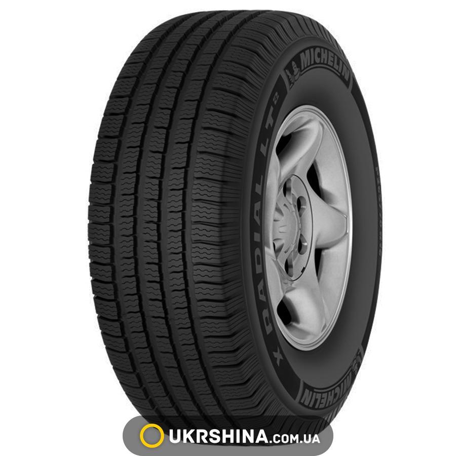 Всесезонные шины Michelin X-Radial LT2 235/75 R15 108T XL