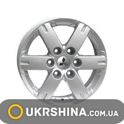 Литые диски Replica Mitsubishi (Mi636d) W7.5 R18 PCD6x139.7 ET46 DIA67.1 HS
