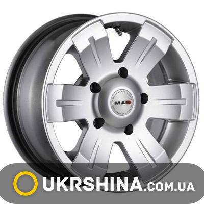 Литые диски Mak Mohave W7 R15 PCD5x139.7 ET0