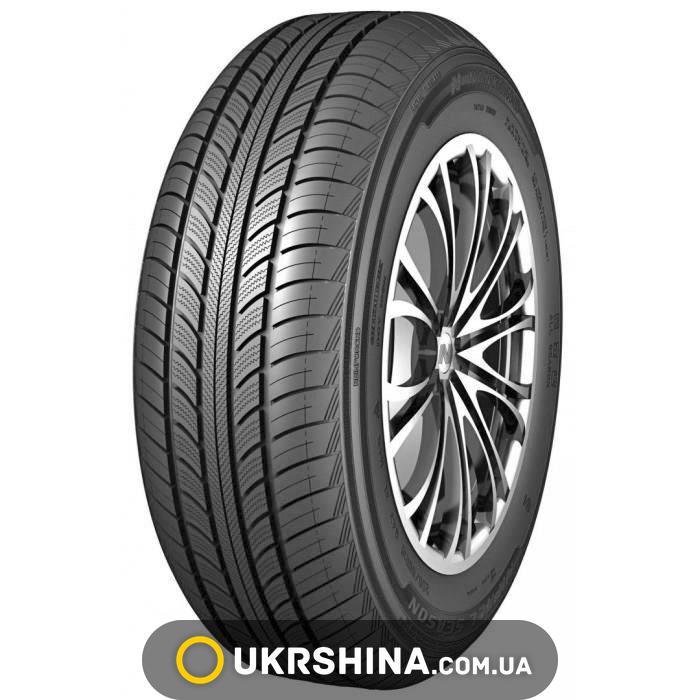 Всесезонные шины Nankang All Season Plus N-607+ 195/55 R16 91V XL