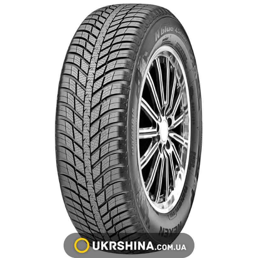 Всесезонные шины Nexen NBlue 4Season 195/65 R15 95T XL