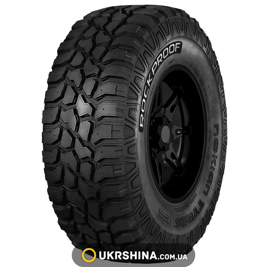 Всесезонные шины Nokian Rockproof 235/80 R17 120/117Q (шип)