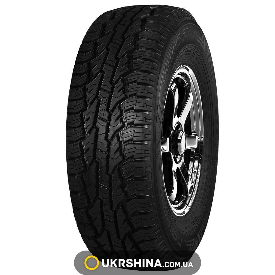 Всесезонные шины Nokian Rotiiva AT Plus LT265/70 R18 124/121S