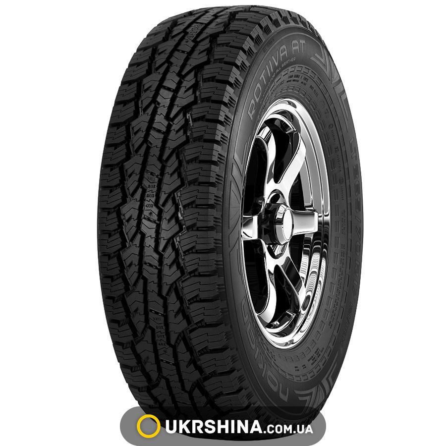 Всесезонные шины Nokian Rotiiva AT 235/75 R15 109T XL