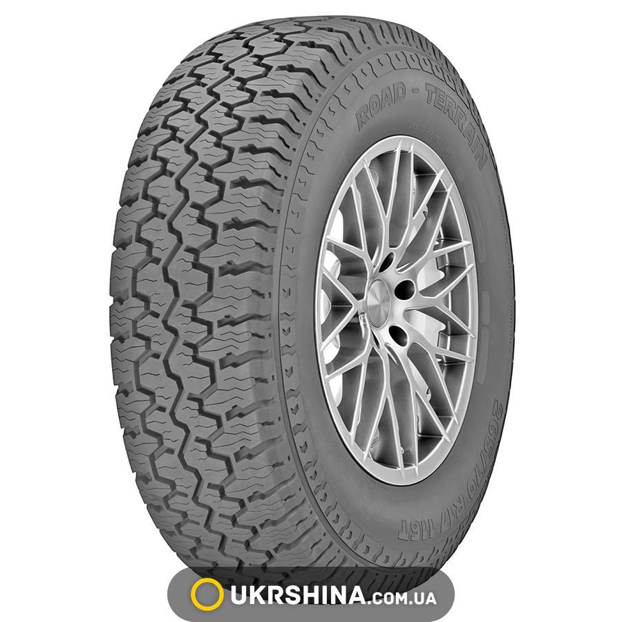 Всесезонные шины Orium ROAD-TERRAIN 245/70 R16 111T XL