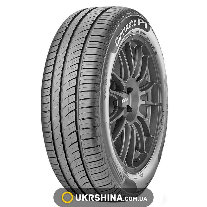 Летние шины Pirelli Cinturato P1 Verde 185/60 R14 82H