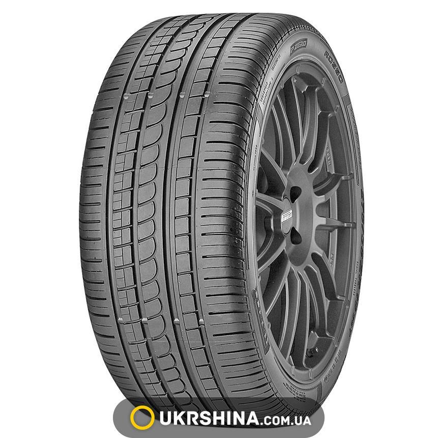 Летние шины Pirelli PZero Rosso 275/35 R18 95Y MO