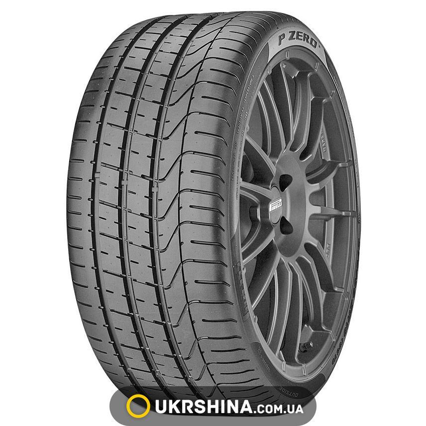 Летние шины Pirelli PZero 245/35 ZR20 91Y N0