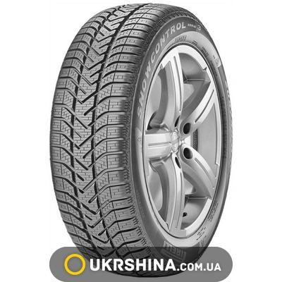 Зимние шины Pirelli Winter Snowcontrol 3