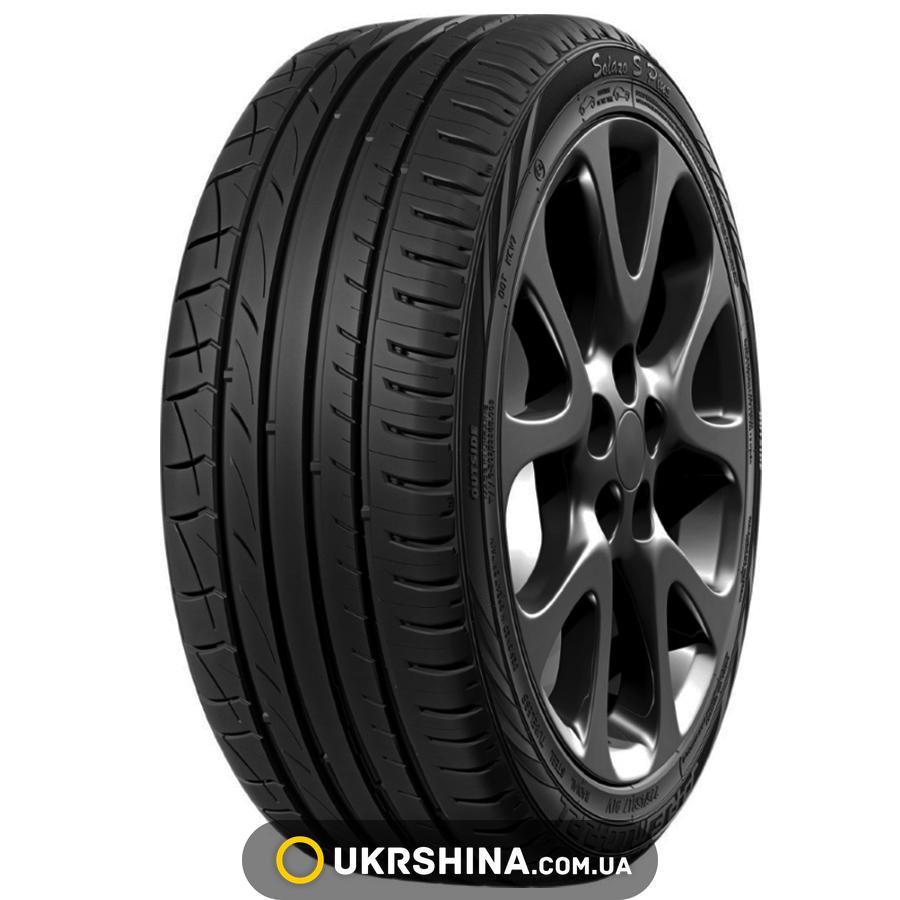 Летние шины Premiorri Solazo S Plus 215/45 R17 91W XL