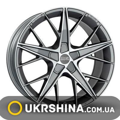 Литые диски OZ Racing Quaranta black diamond W7 R16 PCD4x108 ET42 DIA75