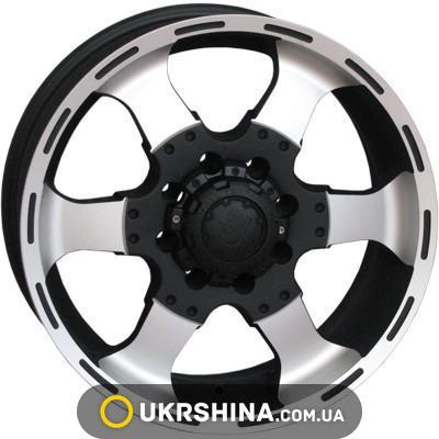 Литые диски RS Wheels RSL 6037TL MCB W9 R18 PCD8x165.1 ET12 DIA116.7