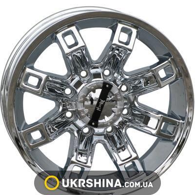 Литые диски RS Wheels RSL 816J MSB W9 R18 PCD8x165.1 ET18 DIA130.1