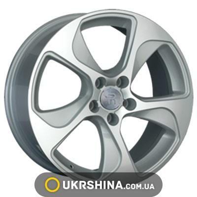 Литые диски Replay Audi (A76) W8 R18 PCD5x112 ET25 DIA66.6 SF