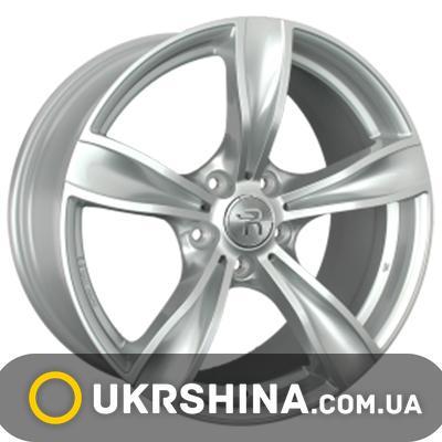 Литые диски Replay BMW (B179) W8.5 R19 PCD5x120 ET38 DIA72.6 silver