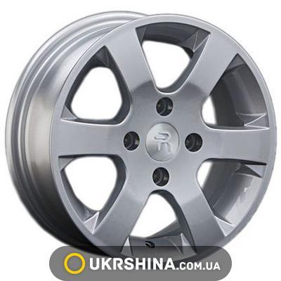 Литые диски Replay Citroen (CI15) W5.5 R14 PCD4x108 ET24 DIA65.1 silver