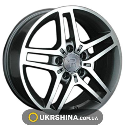 Литые диски Replay Mercedes (MR117) W8.5 R19 PCD5x112 ET59 DIA66.6 GMF