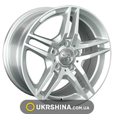 Литые диски Replay Mercedes (MR150) W7.5 R16 PCD5x112 ET45.5 DIA66.6 silver