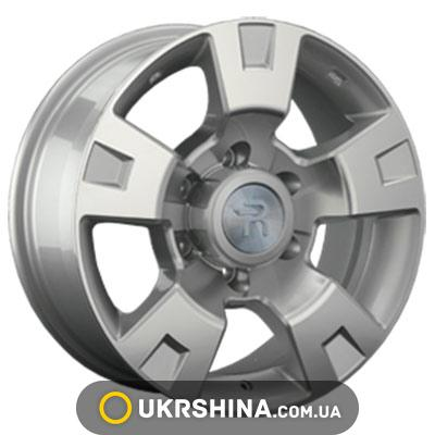 Литые диски Replay Nissan (NS5) W8 R16 PCD6x139.7 ET10 DIA110.5 SF