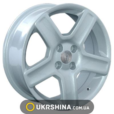 Литые диски Replay Peugeot (PG33) W7 R17 PCD4x108 ET29 DIA65.1 silver