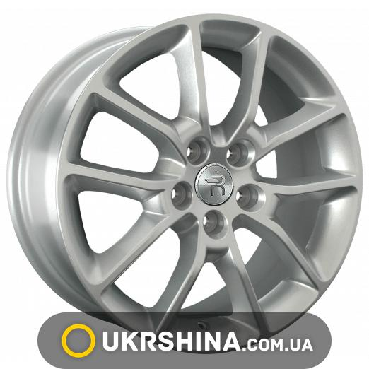 Литые диски Replay Ford (FD108) W7.5 R17 PSD5x108 ET52.5 DIA63.3 silver