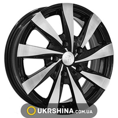 Литые диски Replay Toyota (TY251) W6 R15 PCD5x114.3 ET39 DIA60.1 BKF