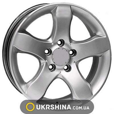 Литые диски Replica Mercedes (CT1406) W7.5 R16 PCD5x112 ET45 DIA66.6 HS