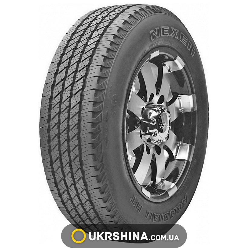 Всесезонные шины Roadstone Roadian H/T SUV 225/75 R15 102S OWL