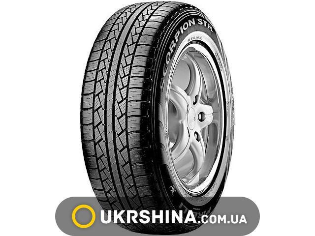 Всесезонные шины Pirelli Scorpion STR 255/55 R18 109H XL