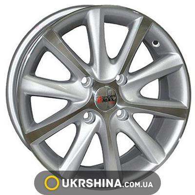 Литые диски Sportmax Racing SR-CT4346 W6.5 R15 PCD5x112 ET45 DIA67.1 SP