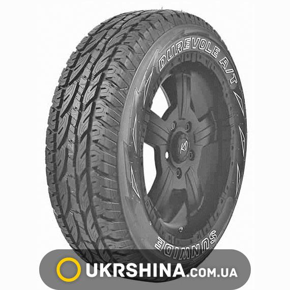 Всесезонные шины Sunwide Durelove A/T 235/75 R15 109T XL