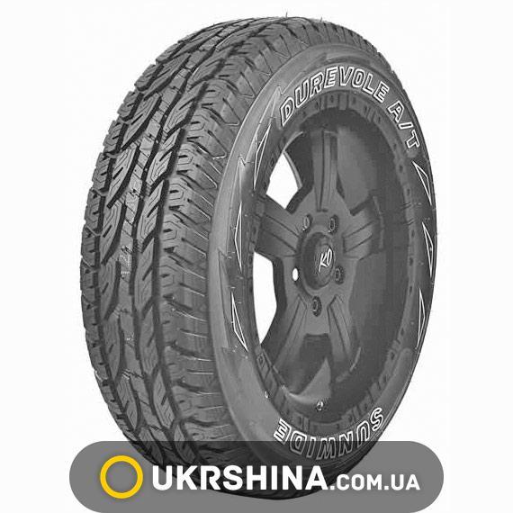 Всесезонные шины Sunwide Durelove A/T 285/70 R17 121/118S