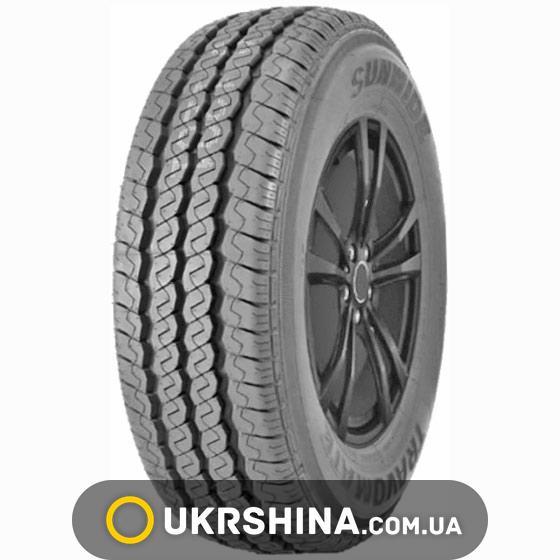 Всесезонные шины Sunwide Travomate 185/75 R16C 104/102R