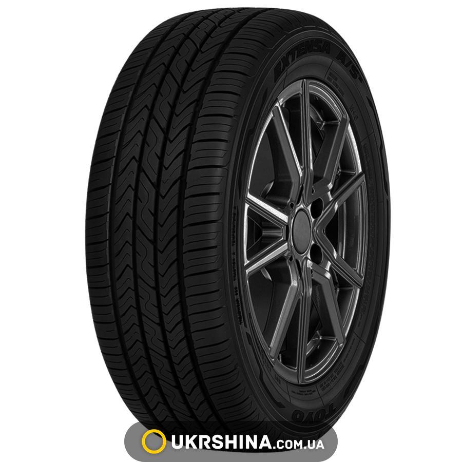 Всесезонные шины Toyo Extensa A/S II 235/60 R17 102H